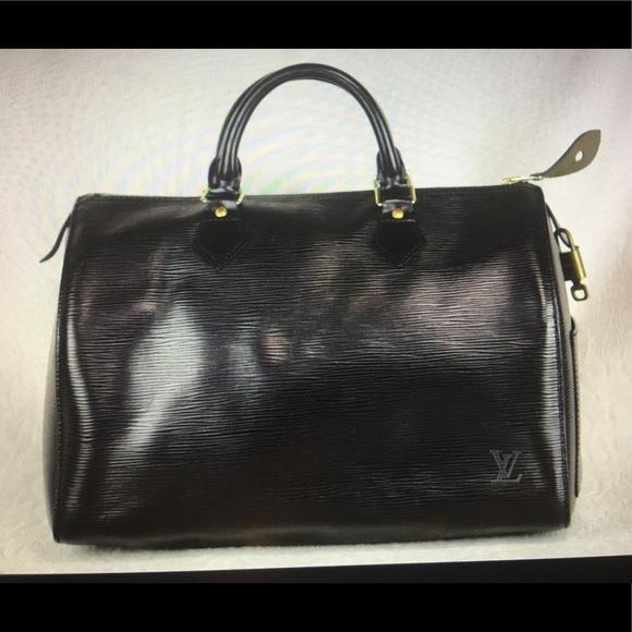 2676cbe25f78 Louis Vuitton Handbags - LOUIS Vuitton Epi Speedy 30